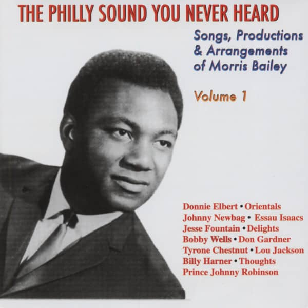 Philly Sound You Never Heard Vol.1