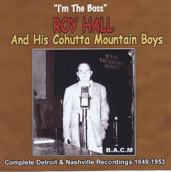 Complete Detroit & Nashville Recordings 1949-53