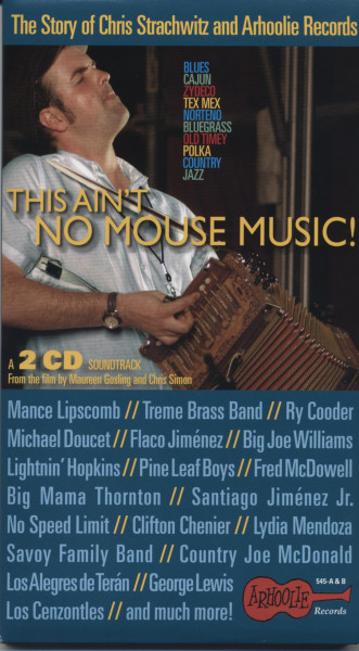 This Ain't No Mouse Music (2-CD)