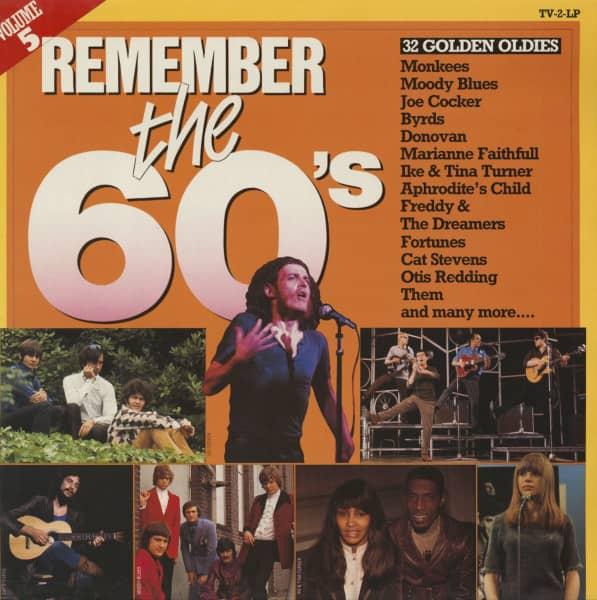 Remember The 60's Vol.5 (2-LP)