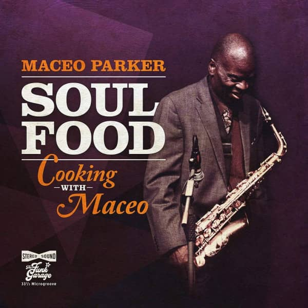 Soul Food - Cooking With Maceo (CD)