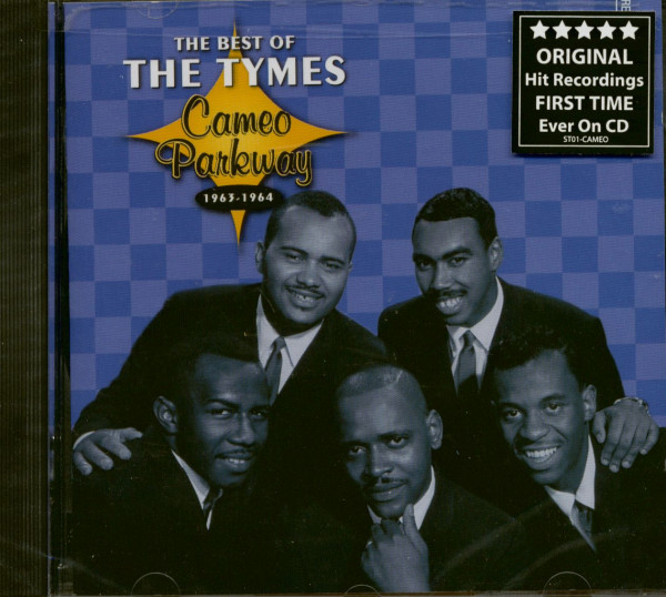 Best Of The Tymes (CD)