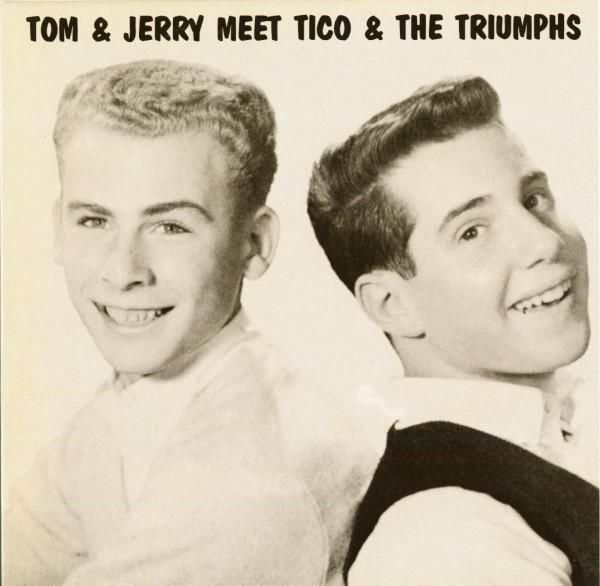 Tom & Jerry Meet Tico & The Triumphs (LP)