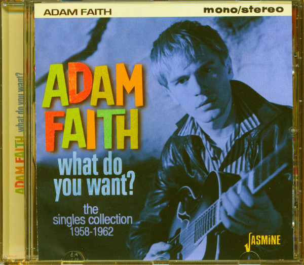 What Do You Want - The Singles Collection 1958-1962 (CD)