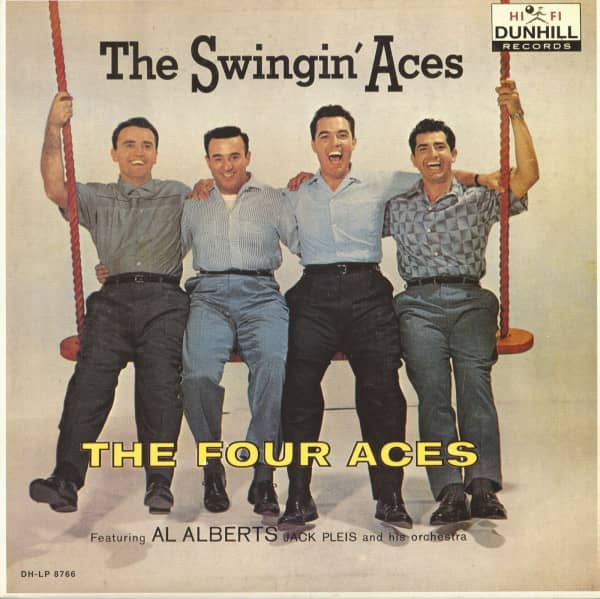 The Swingin' Aces (LP)