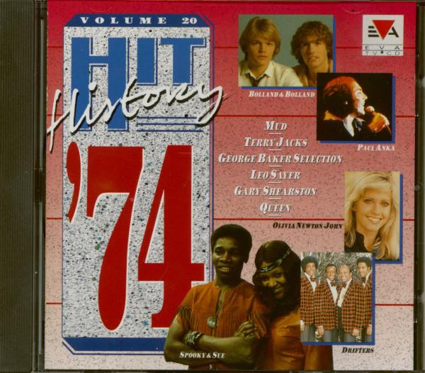 Hit Story '74 - Vol. 20 (CD)