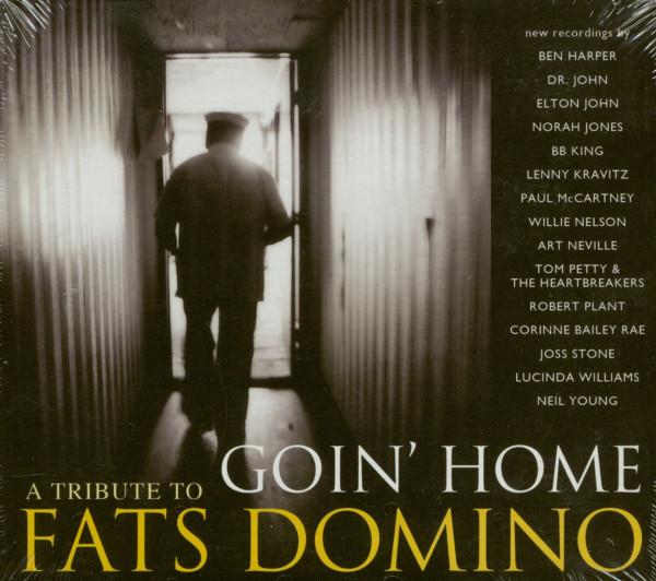 Goin' Home (2-CD) US (Digipac Ltd.Edition)