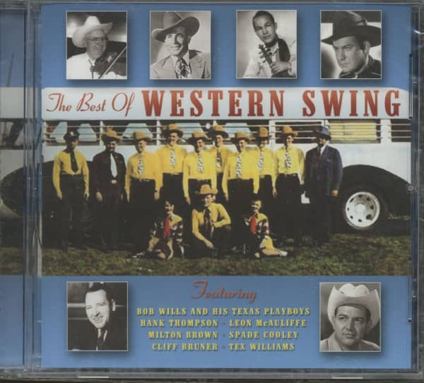The Best Of Western Swing (CD)