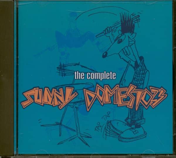 The Complete Sunny Domestozs (CD)