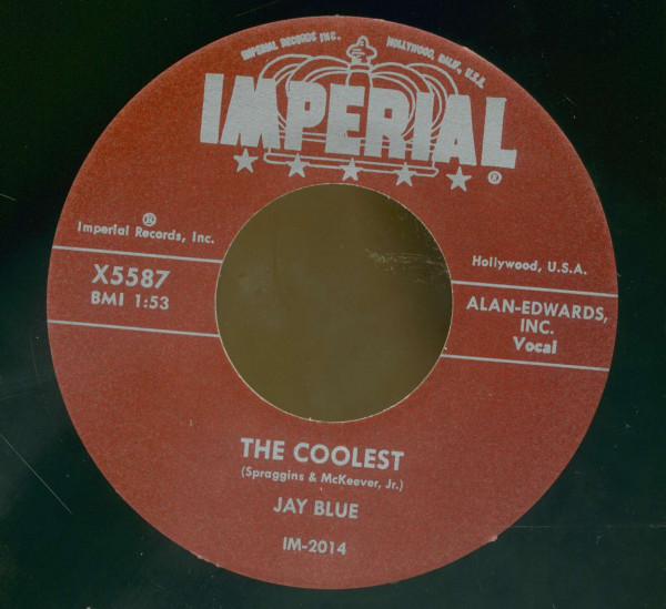 Get Off My Back - The Coolest (7inch, 45rpm)
