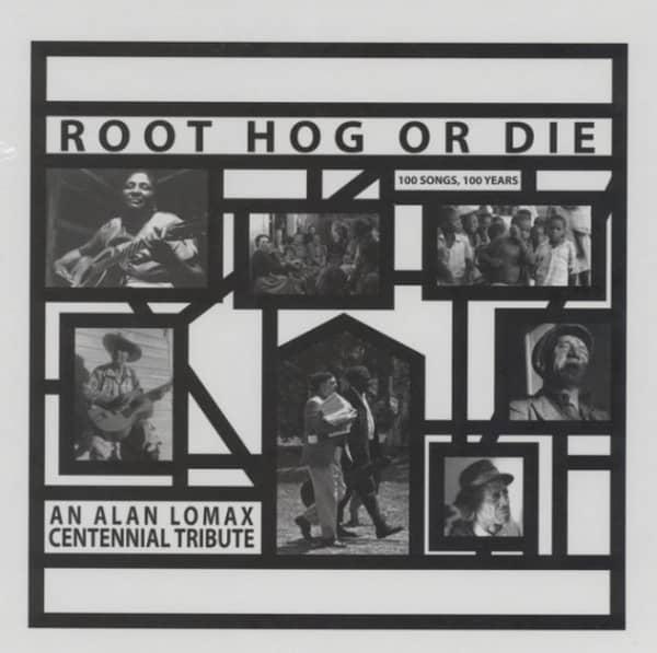 Root Hog Or Die - 100 Songs, 100 Years (6-LP Box)