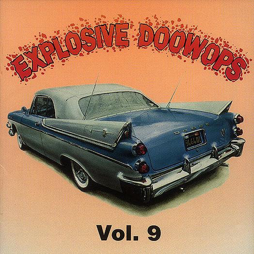 Vol.09, Explosive Doo Wop