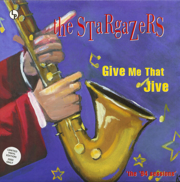 Give Me That Jive - The '94 Sessions (LP, Ltd.)