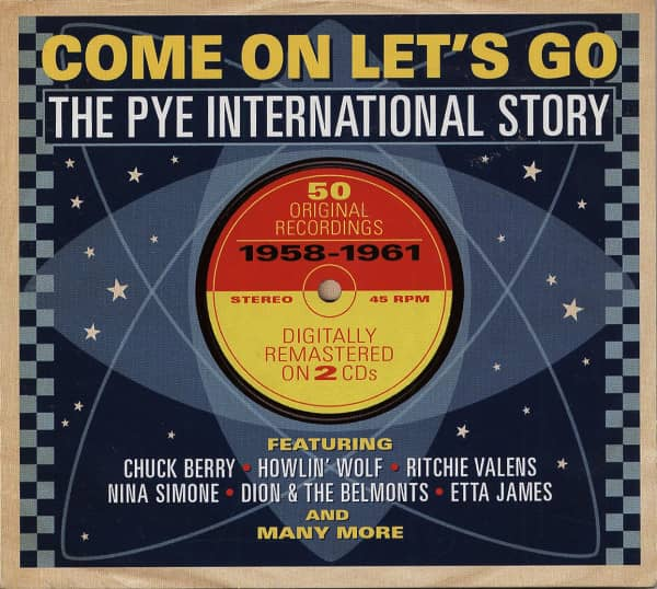 Come On Let's Go - The Pye International Story (2-CD)