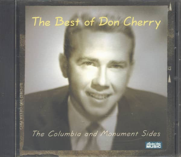 The Best Of Don Cherry - The Columbia & Monument Sides (CD)