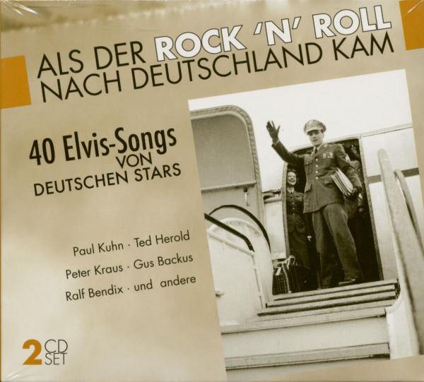 Als der Rock'n'Roll Nach Deutschland Kam (2-CD)