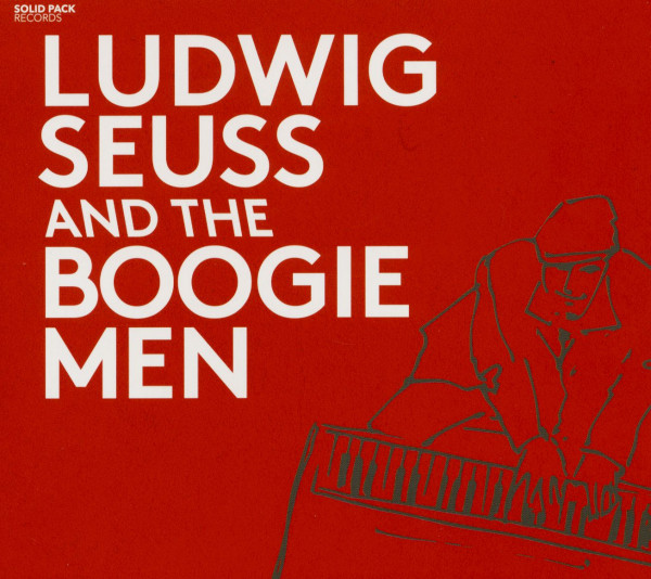 Ludwig Seuss And The Boogie Men (CD)