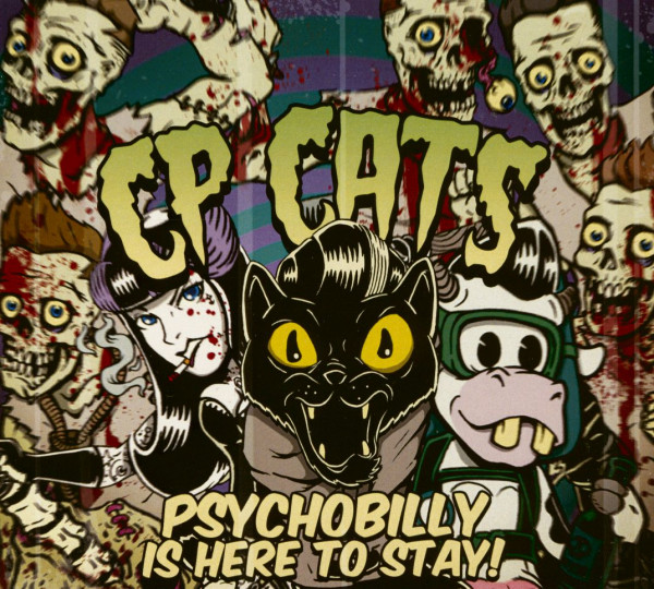 Psychobilly Is Here To Stay! (CD)