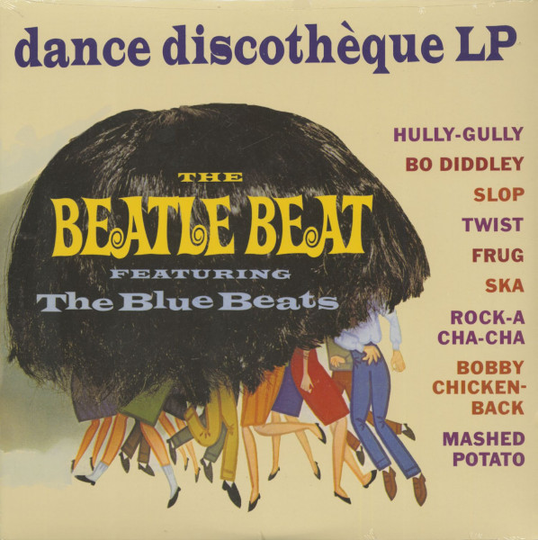 The Beatle Beat - Dance Discotheque (LP)