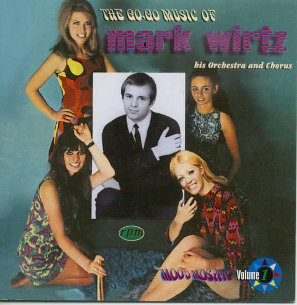 The Go-Go Music Of The Mark Wirtz Orchestra & Chorus (CD)