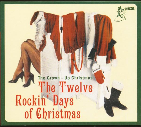 The Twelve Rockin' Days Of Christmas (CD)