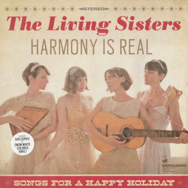 Harmony Is Real - Songs For A Happy Holiday (LP, Ltd.)