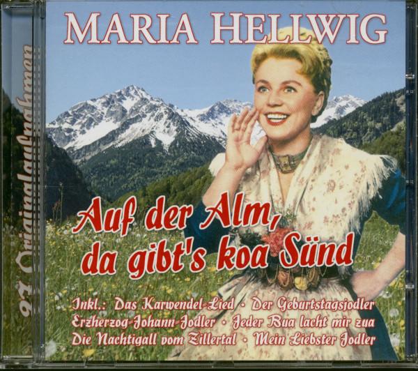 Auf der Alm, da gibt's koa Sünd' (CD)