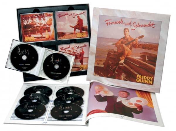 Fernweh und Sehnsucht (8-CD)