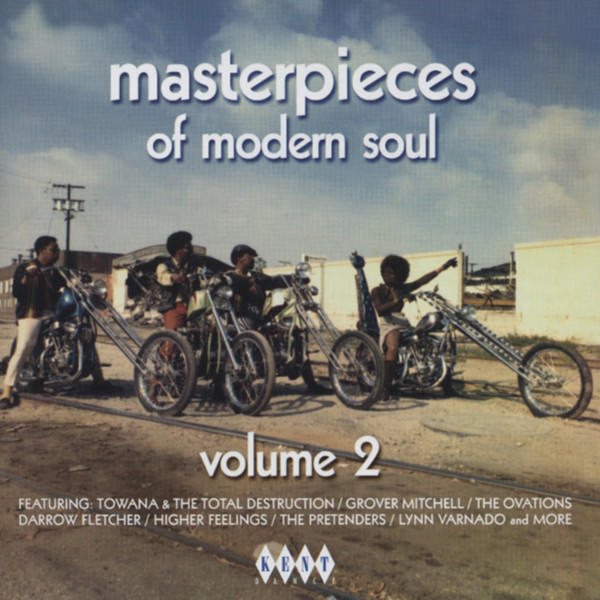 Vol.2, Masterpieces Of Modern Soul
