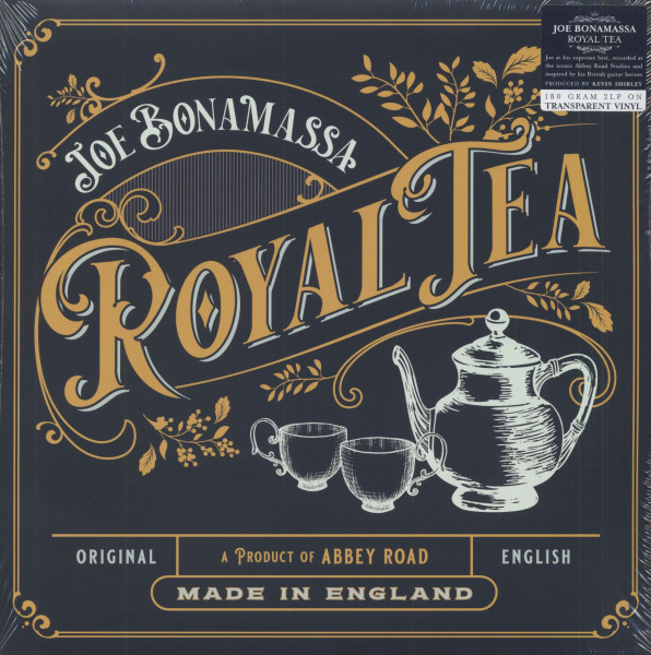 Royal Tea (2-LP, 180g Transparent Vinyl, Ltd.)