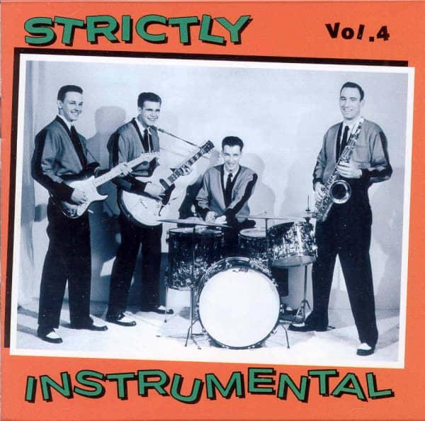 Vol.04, Strictly Instrumental