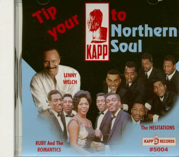 Tip Your Kapp To Northen Soul (CD)
