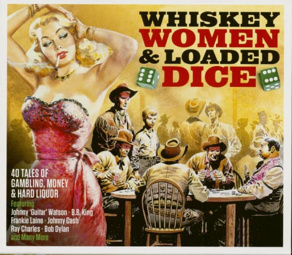 Whiskey Women & Loaded Dice (2-CD)
