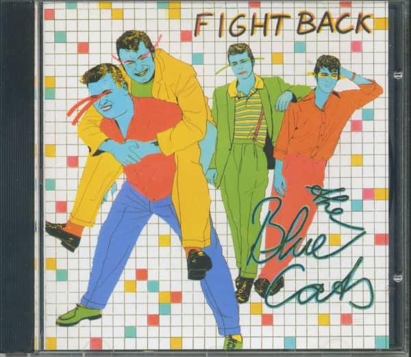 Fight Back (CD)