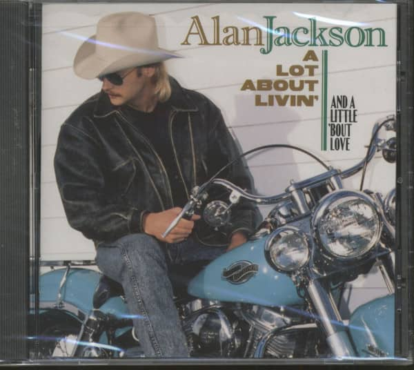 A Lot About Livin And A Litte 'Bout Love (CD)