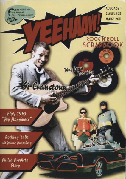 Rock & Roll Magazin #1 (März 2011)