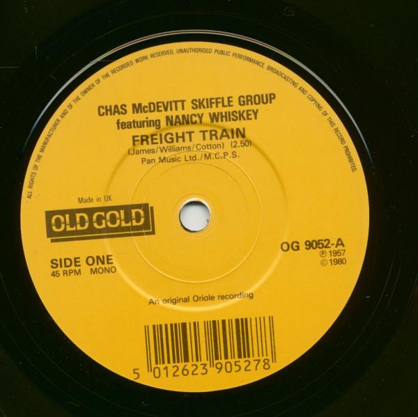 Freight Train - Greenback Dollar (7inch, 45rpm, SC)