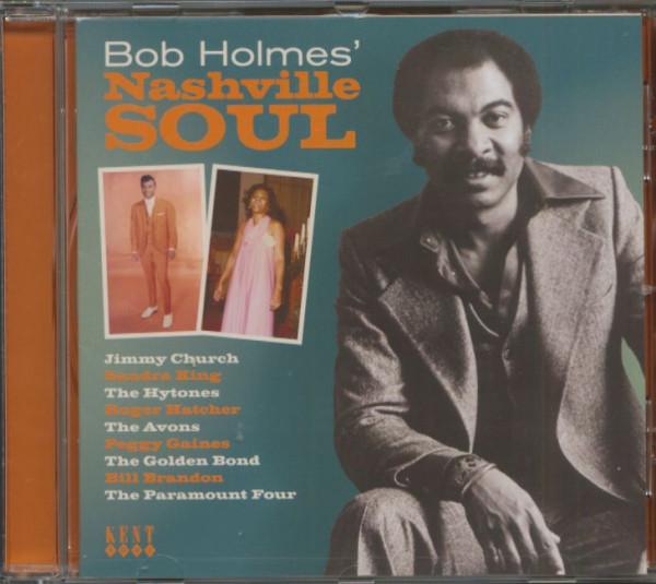 Bob Holmes' Nashville Soul (CD)
