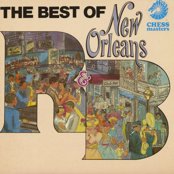 The Best Of New Orleans (LP)