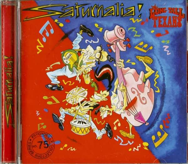 Saturnalia (CD)