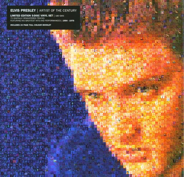 Artist Of The Century (5-LP Box, 180g Vinyl. Ltd.)