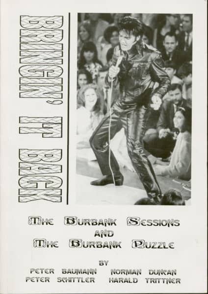 The Burbank Sessions And The Burbank Puzzle (Deutsche Ausgabe)