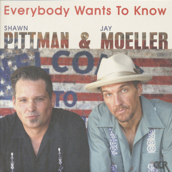 Everybody Wants To Know (LP)