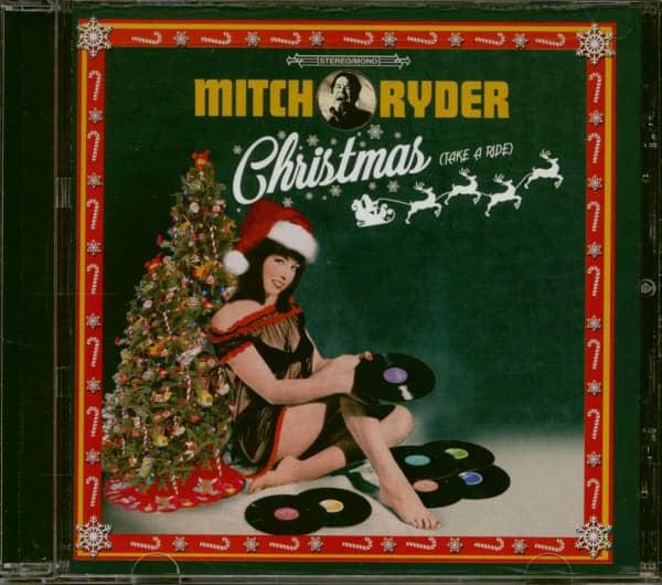 Christmas (Take A Ride) (CD)