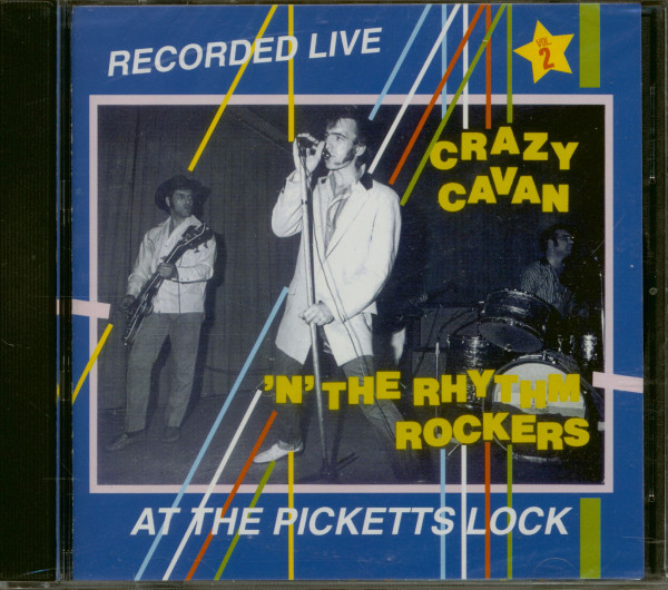 Recorded Live At The Picketts Lock Vol.2 (CD)