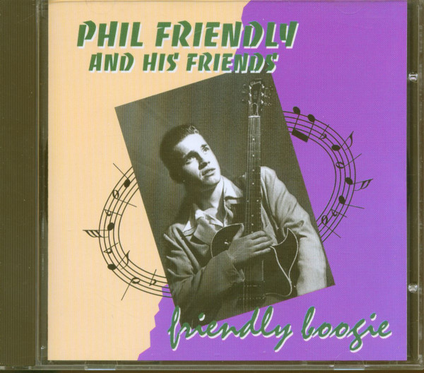 Friendly Boogie (CD)