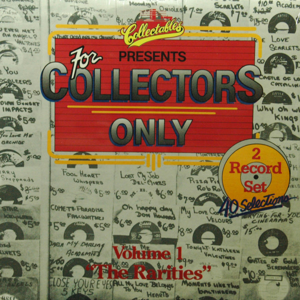 Collectables Present For Collectors Only (2-LP)