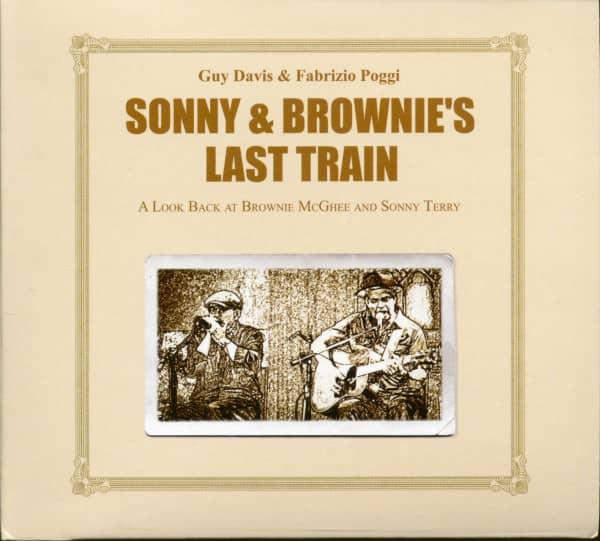 Sonny & Brownie's Last Train (CD)