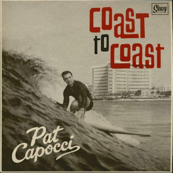 Coast To Coast - Pharaoh Of Love (7inch, 45rpm, PS)