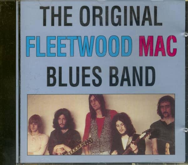 The Original Fleetwood Mac Blues Band (CD)
